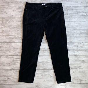 J Jill Black Pants Size 14 Petite NWT